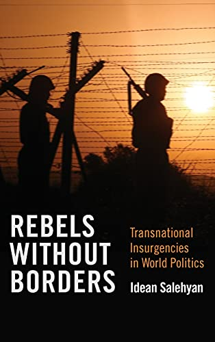 9780801447440: Rebels Without Borders: Transnational Insurgencies in World Politics