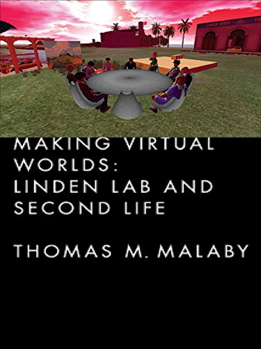 9780801447464: Making Virtual Worlds: Linden Lab and Second Life