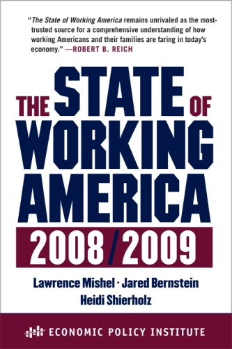 9780801447549: The State of Working America, 2008/2009 (An Economic Policy Institute Book)