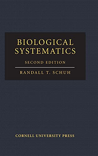 9780801447990: Biological Systematics: Principles and Applications
