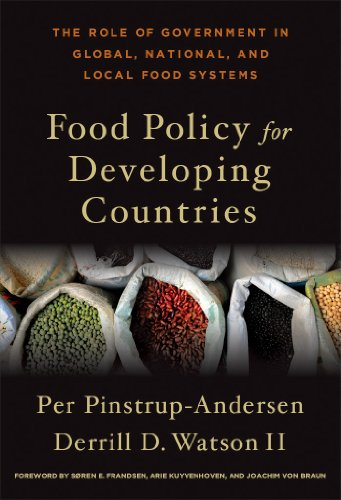 9780801448188: Food Policy for Developing Countries: The Role of Government in Global, National, and Local Food Systems