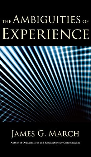 9780801448775: The Ambiguities of Experience (Messenger Lectures)