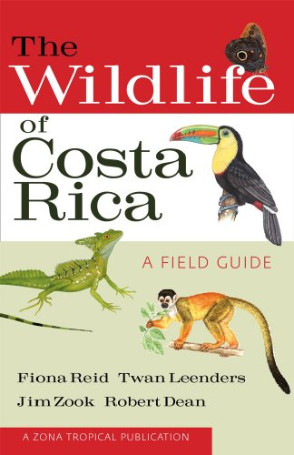 9780801449055: The Wildlife of Costa Rica: A Field Guide (Zona Tropical Publications)