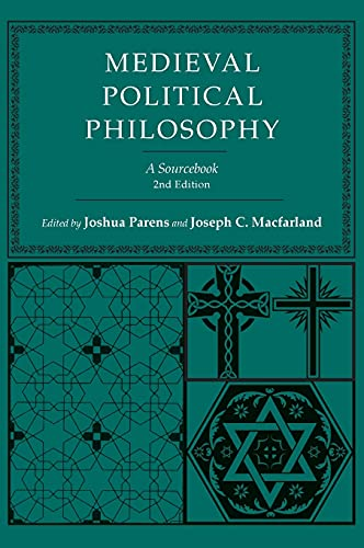 9780801449628: Medieval Political Philosophy: A Sourcebook (Agora Editions)