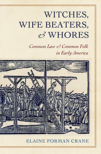 9780801450273: Witches, Wife Beaters, and Whores: Common Law and Common Folk in Early America
