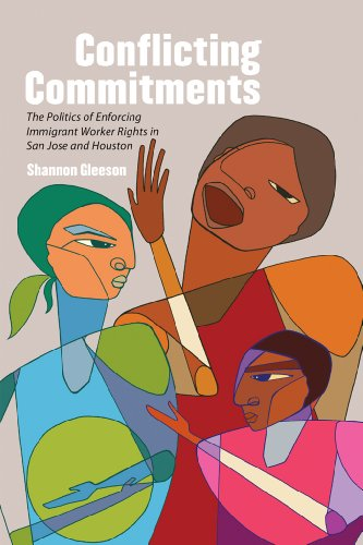 9780801451218: Conflicting Commitments: The Politics of Enforcing Immigrant Worker Rights in San Jose and Houston