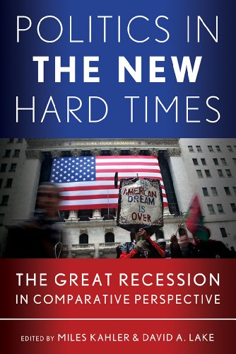 9780801451515: Politics in the New Hard Times: The Great Recession in Comparative Perspective (Cornell Studies in Political Economy)