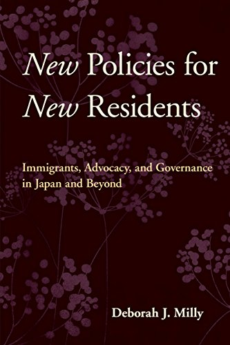 9780801452222: New Policies for New Residents: Immigrants, Advocacy, and Governance in Japan and Beyond
