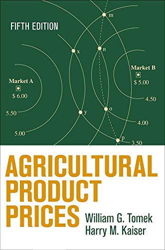 9780801452307: Agricultural Product Prices