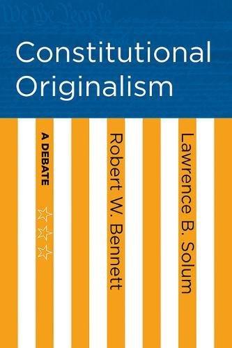 9780801460630: Df Constitutional Originalism Z