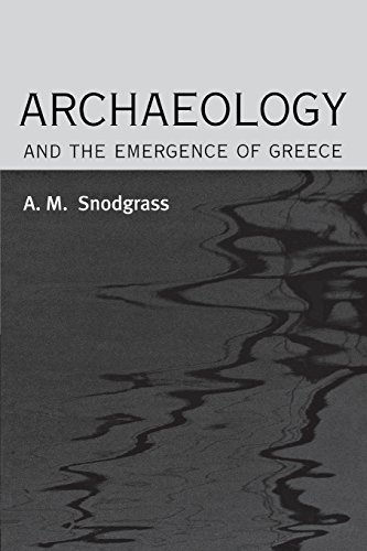 9780801473548: Archaeology and the Emergence of Greece