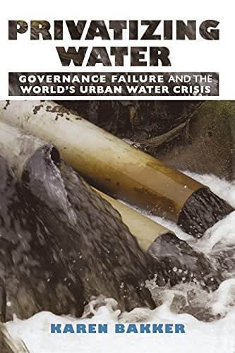 9780801474644: Privatizing Water: Governance Failure and the World's Urban Water Crisis