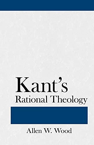 9780801475535: Kant's Rational Theology