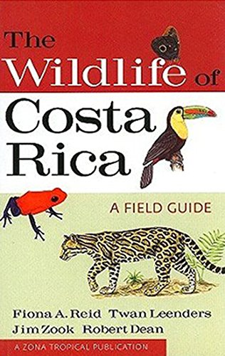 9780801476105: The Wildlife of Costa Rica: A Field Guide (Zona Tropical Publications)