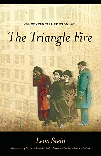 9780801477072: The Triangle Fire