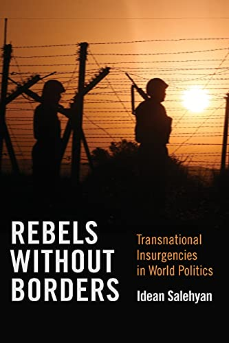 9780801477546: Rebels without Borders: Transnational Insurgencies in World Politics