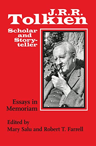 9780801478871: J. R. R. Tolkien, Scholar and Storyteller: Essays in Memorium