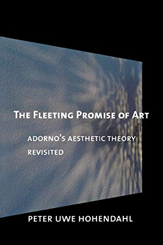 9780801478987: The Fleeting Promise of Art: Adorno's Aesthetic Theory Revisited