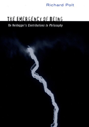 9780801479236: The Emergency of Being: On Heidegger's Contributions to Philosophy