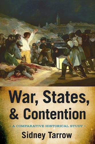 9780801479625: War, States, and Contention: A Comparative Historical Study