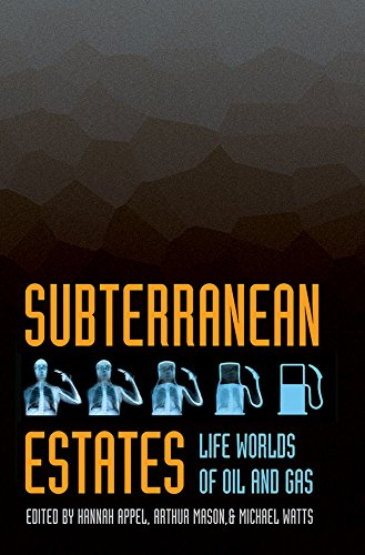 9780801479861: Subterranean Estates: Life Worlds of Oil and Gas