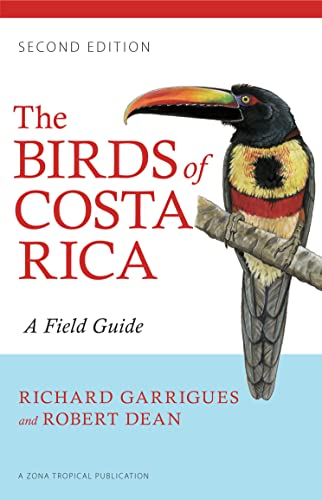 9780801479885: BIRDS OF COSTA RICA 2ND EDITION (Zona Tropical Publications)