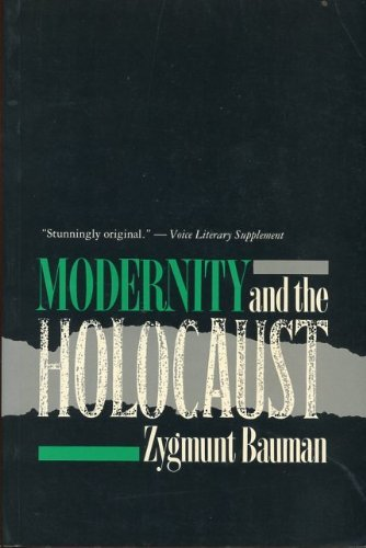 9780801480324: Modernity and the Holocaust