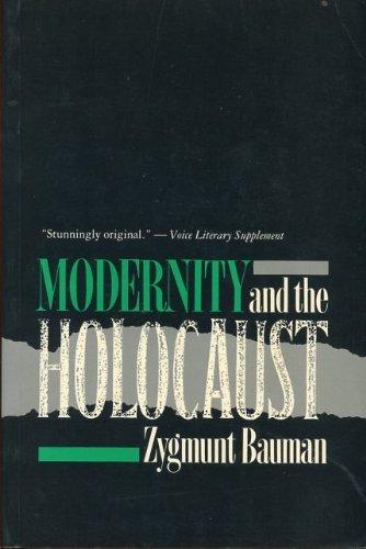 9780801480324: Modernity & Holocaust Pb