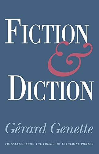 Fiction and Diction: Genette, Gerard
