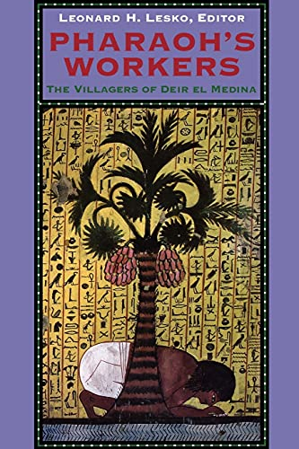9780801481437: Pharaoh's Workers: The Villagers of Deir el Medina