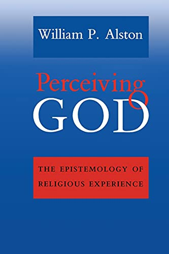9780801481550: Perceiving God: The Epistemology of Religious Experience