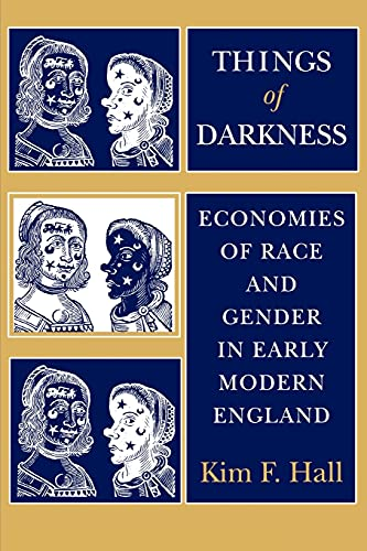 9780801482496: Things of Darkness: Economies of Race and Gender in Early Modern England