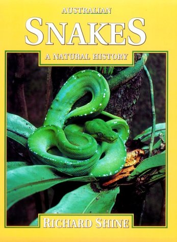 9780801482618: Australian Snakes: A Natural History (Comstock Books)