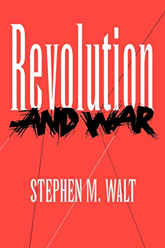 9780801482977: Revolution and War (Cornell Studies in Security Affairs)