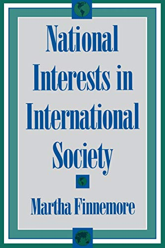 9780801483233: National Interests in International Society (Cornell Studies in Political Economy)