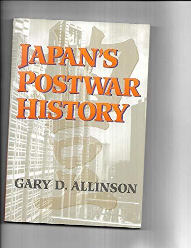 9780801483721: Japan's Postwar History