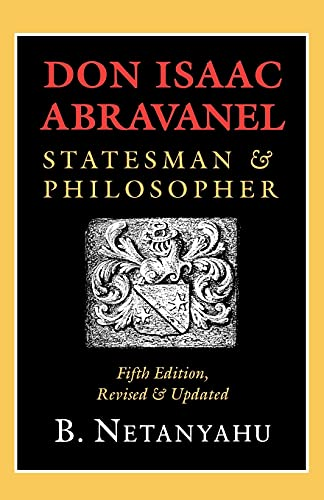 9780801484858: Don Isaac Abravanel: Statesman and Philosopher