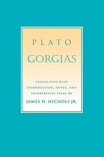 Gorgias (Agora Editions): Plato