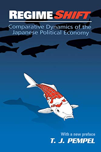 9780801485299: Regime Shift: Comparative Dynamics of the Japanese Political Economy (Cornell Studies in Political Economy)