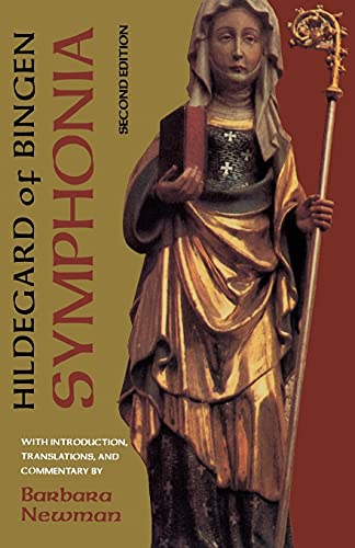 "Symphonia: A Critical Edition of the ""Symphonia Armonie Celestium Revelationum"" (Symphony of the Harmony of Celestial Revelations) (0801485479) by Hildegard of Bingen"