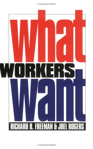 9780801485633: What Workers Want (ILR Press Books)