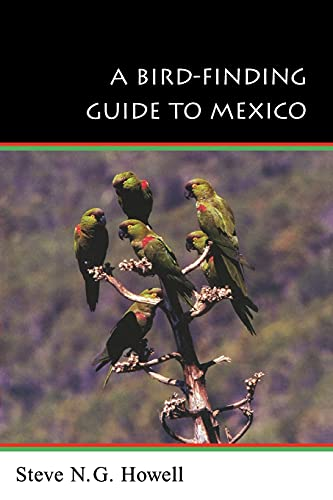 9780801485817: A Bird-Finding Guide to Mexico (Comstock Books)