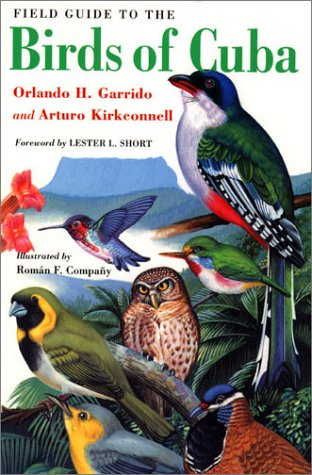 9780801486319: Field Guide to the Birds of Cuba (Comstock books)