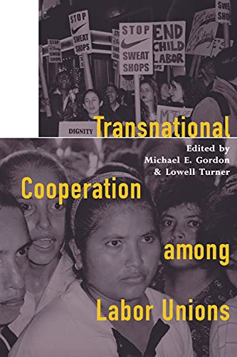 9780801487064: Transnational Cooperation Among Labor Unions
