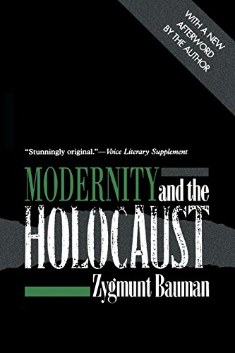 9780801487194: Modernity and the Holocaust