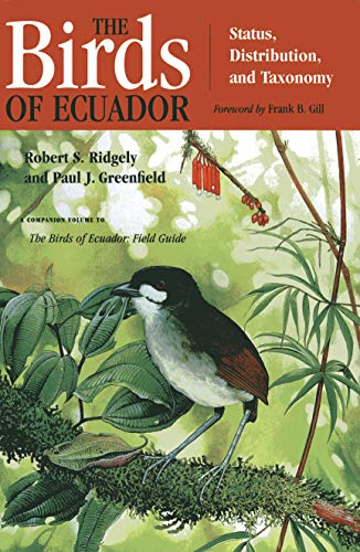 9780801487217: The Birds of Ecuador: Ecology and Behavior of a Wetland Engineer: Field Guide: Field Guide Vol II (Comstock Book)