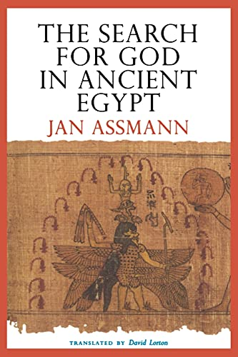The Search for God in Ancient Egypt: The Symbolic Politics of Ethnic War (Paperback): Jan Assmann