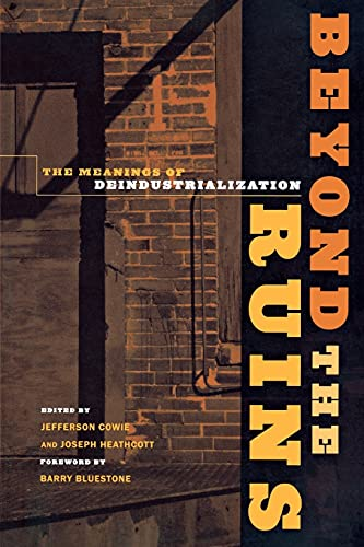 9780801488719: Beyond the Ruins: The Meanings of Deindustrialization (Ilr Press Books)