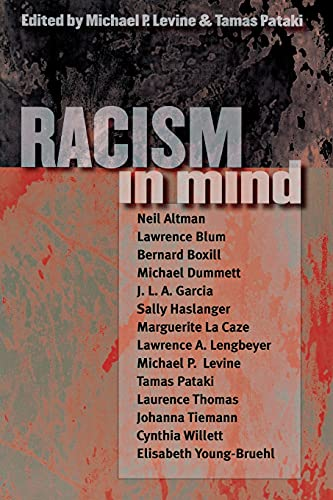 9780801488788: Racism in Mind