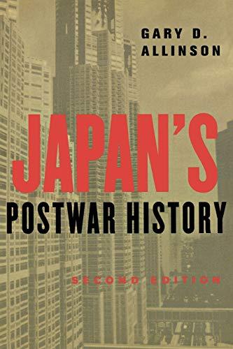 9780801489129: Japan's Postwar History, Second Edition